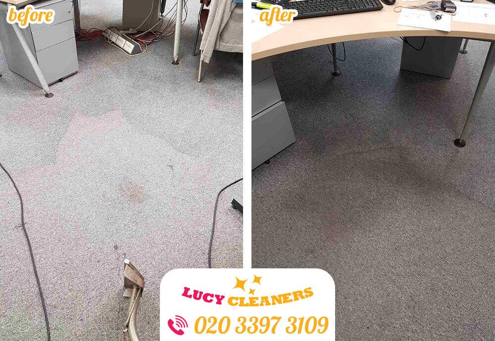 clean carpet SE20