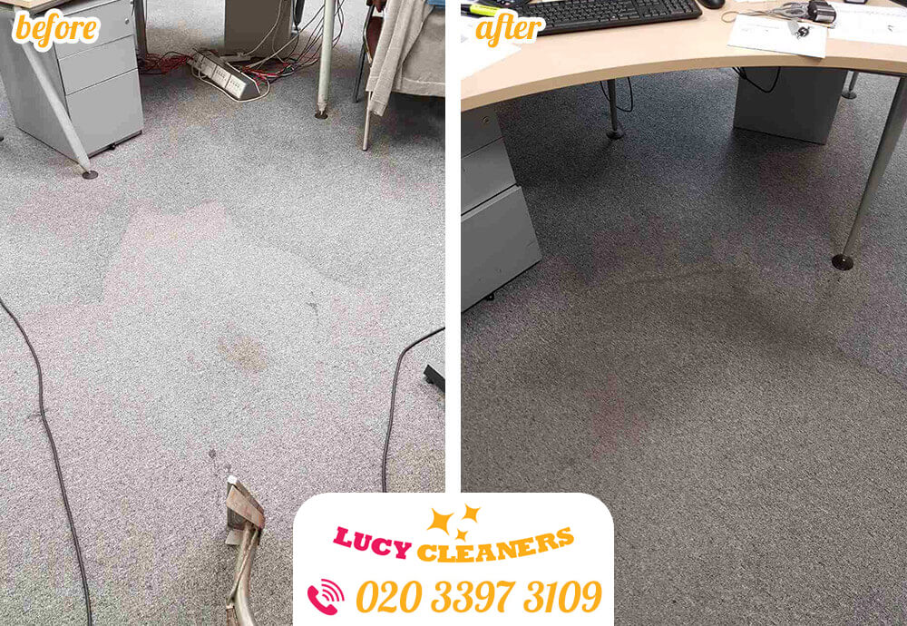 commercial cleaning company in St Albans