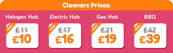 Harringay Professional Cleaners Pricing